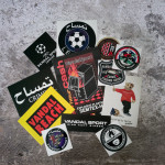 vandal sport sticker